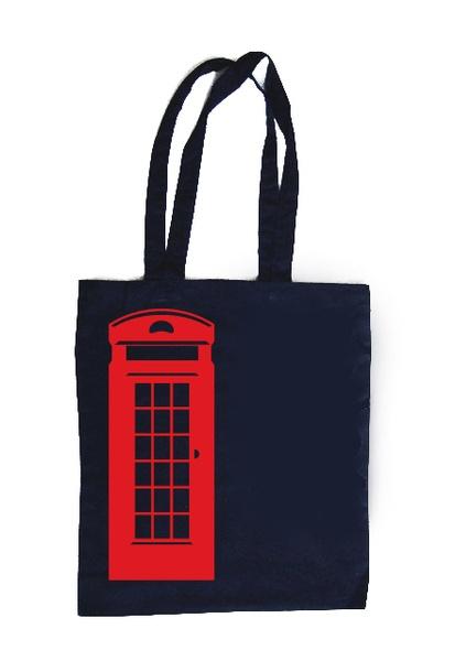 Spectacular Englische Telefonzellen Tasche Einkaufstasche