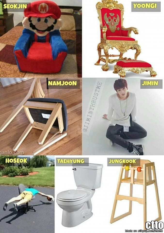 Crumping the BTS Way | allkpop Meme Center