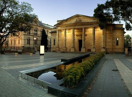 Art Gallery of South Australia, Adelaide