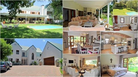 A beautiful family home set in a lush garden in Sandhurst, Sandton is our #MyPropertyPick of the day!  See more of this home marketed through Knightsbridge Properties here http://bit.ly/1o4YMDJ