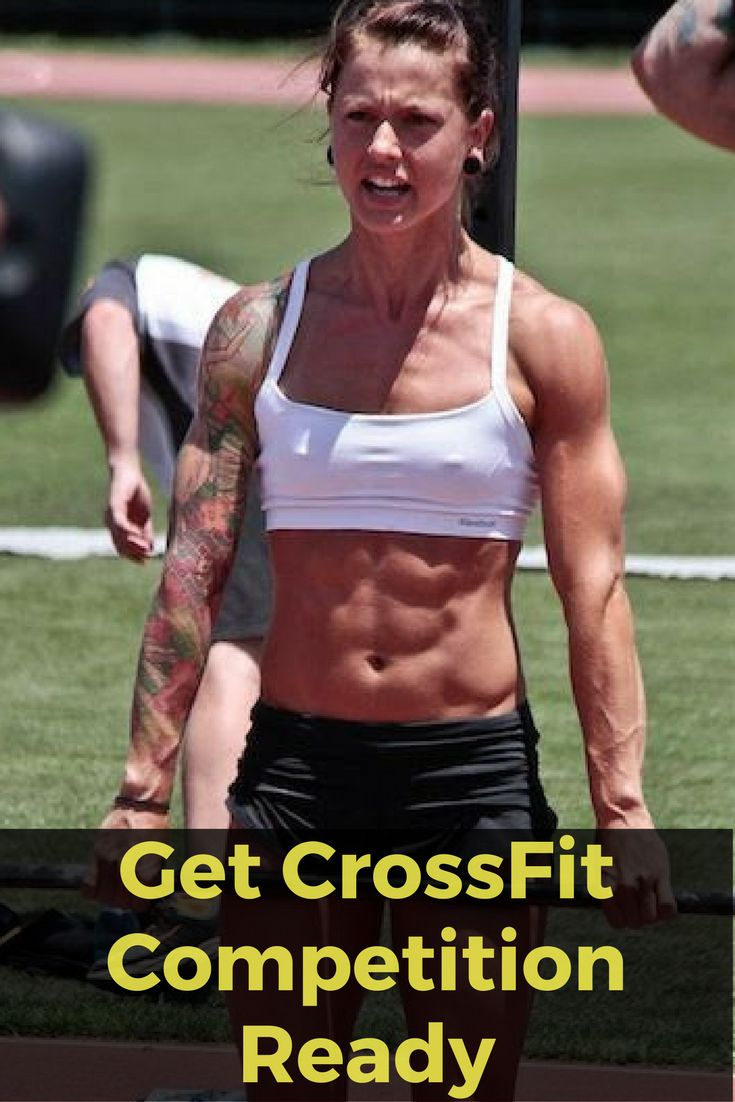 Get CrossFit Competition Ready #crossfit
