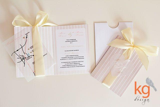 oryginalne i nietypowe zaproszenia na ślub i wesele, cywilny, delikatne, minimalistyczne, klasyczne, kolory: brudny róż, ecri, beżowy, kremo...