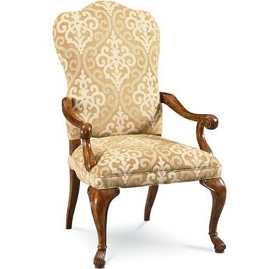 Cassara upholstered arm chair thomasville sale 729 for Best quality upholstered furniture