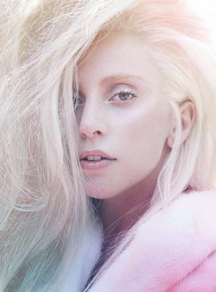 lady gaga she is diva that grape juice 2014 Must See: Lady GaGa Unlocks New G.U.Y Video Edit