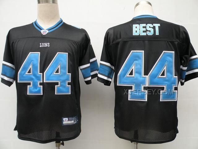 http://www.xjersey.com/lions-44-jahvid-best-black-jerseys.html LIONS 44 JAHVID BEST BLACK JERSEYS Only $34.00 , Free Shipping!
