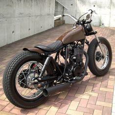 Smoky Motorcycles #17 SR500 サムネール写真