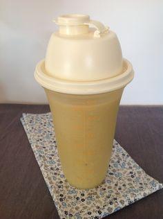 Recette de la sauce salade légère, pour changer des sauces au yaourt à 0 % ... par Ma p'tite cuisine
