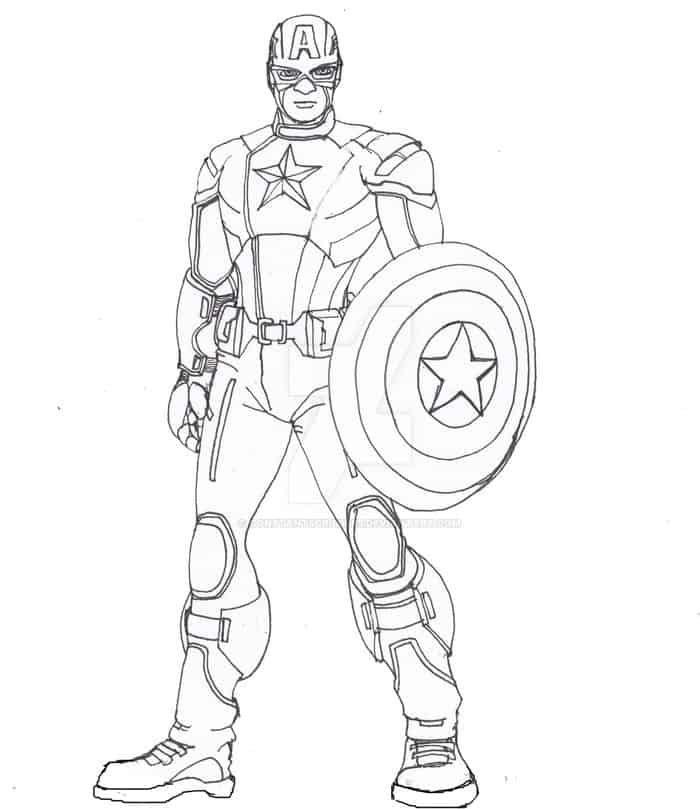 Captain America Civil War Printing Coloring Pages In 2020 Superhero Coloring Pages Captain America Coloring Pages Avengers Coloring Pages