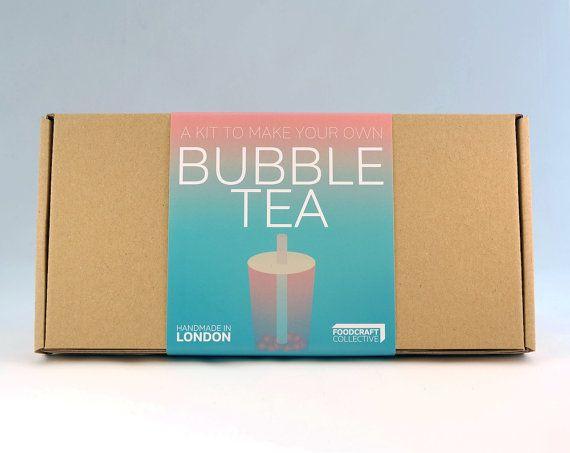 Bubble Tea Kit - Make Your Own Refreshing Bubble Tea! $15