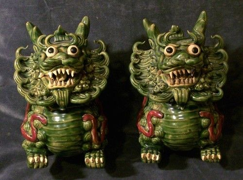 218 Best Images About Chinese Foo Dogs On Pinterest