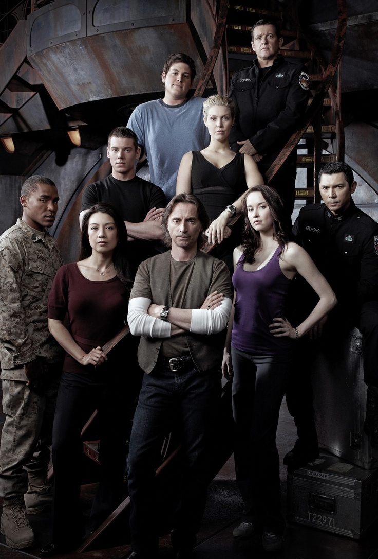Stargate Universe - They should have given this show a proper ending.