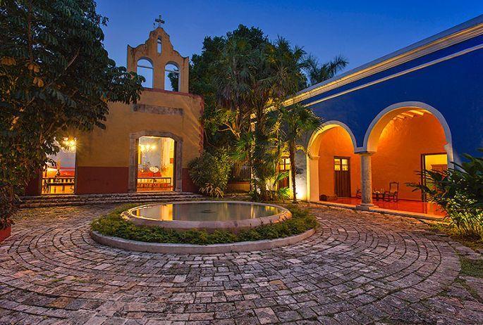 casas haciendas yucatan - Buscar con Google