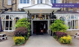 Groupon - Harrogate: 1 Night For 2 With Breakfast, Carvery Style Dinner, Tea or Coffee, Gin and Late Check-Out at The Cairn Hotel in Cairn Hotel. Groupon deal price: £69