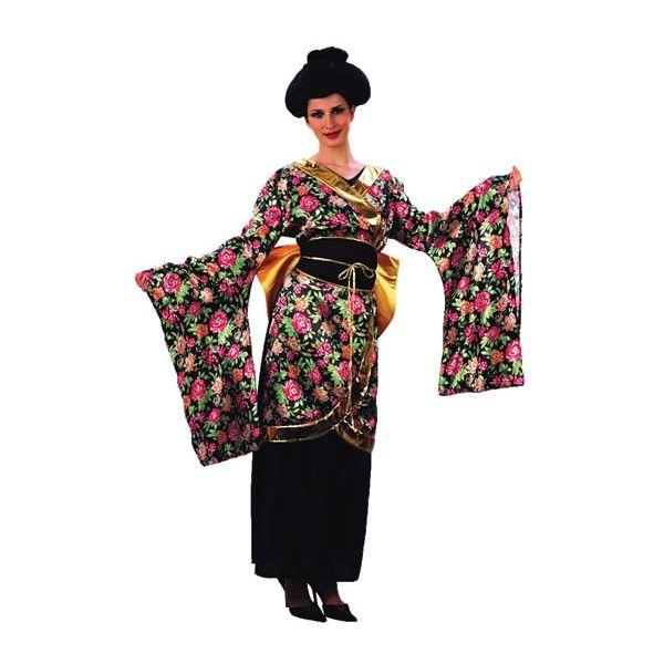 Disfraz de Geisha. (Calidad Extra)