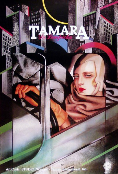 Tamara de Lempicka, Szaybo Roslaw