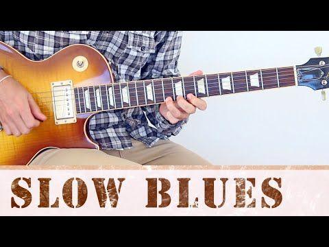 Slow Blues - Como Tocar Blues Lento y Profundo  (TAB) - Guitarra Blues
