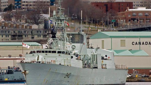 Navy battles mould in frigate ventilation systems