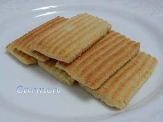 Caprichos sin gluten: Galletas rizadas