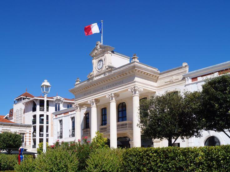 La mairie d'Arcachon