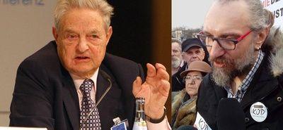George Soros opłaci zaległe alimenty Kijowskiego!