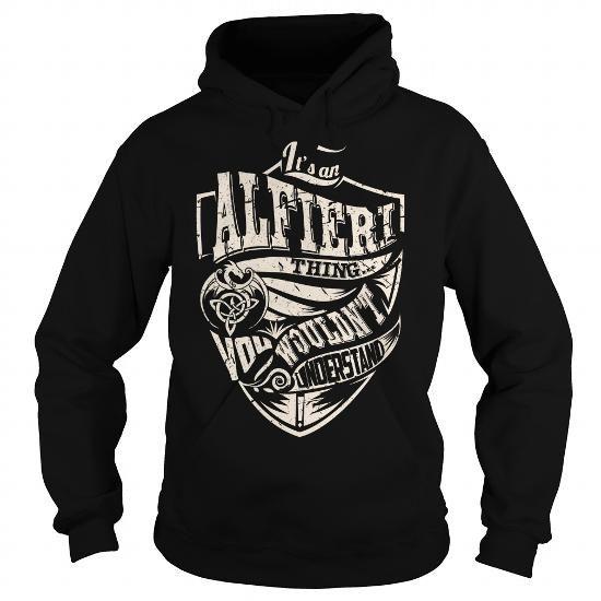 I Love Its an ALFIERI Thing (Dragon) - Last Name, Surname T-Shirt T-Shirts