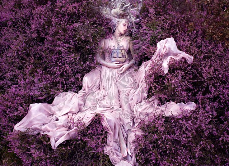 Photography by Kirsty Mitchell