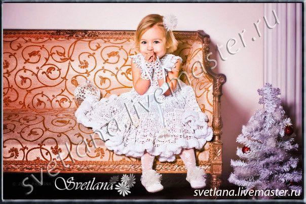 """Купить Новогодний костюм """"Снежинка"""" - новогодние украшения, новогодний костюм, подарок на день рождения"""