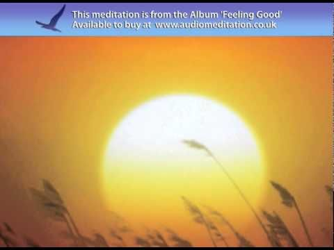 Positive Thinking Meditation 10 min: Endorphin Meditation with Positive Affirmations - YouTube