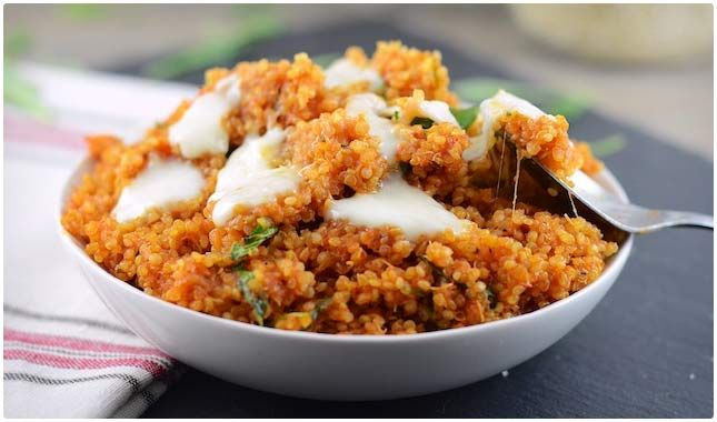 101 Quinoa recipes