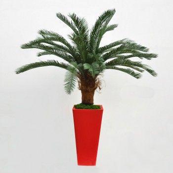 Un palmier artificiel en pot pour décorer vos intérieurs - L'été indien