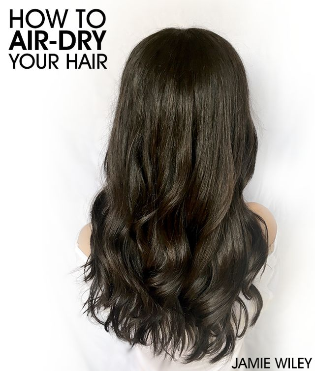 With warmer weather on the horizon, now is the perfect time to unplug the hot tools and perfect your air-drying skills. In theory air drying your hair sounds effortless. Yet, for a sleek frizz free style it takes a few best practices to get that lived in natural finish. Today Pureology National Educator Jamie Wiley is sharing techniques to achieve an air dry style-- because 'wash and go' doesn't quite cut it anymore, it has evolved.