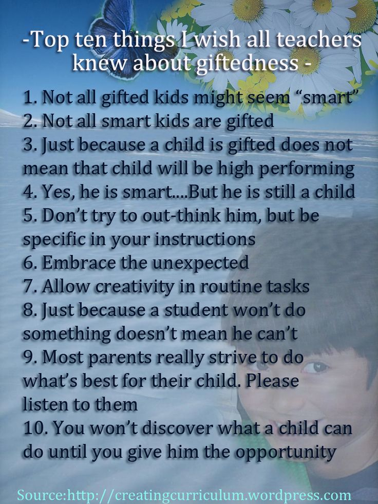 gifted and talented education in the Gifted, talented, and creative students are a unique set of learners who tend to  be sensitive, inquisitive, motivated, humorous, and intense teaching these.