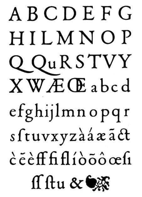 25  best ideas about garamond font on pinterest