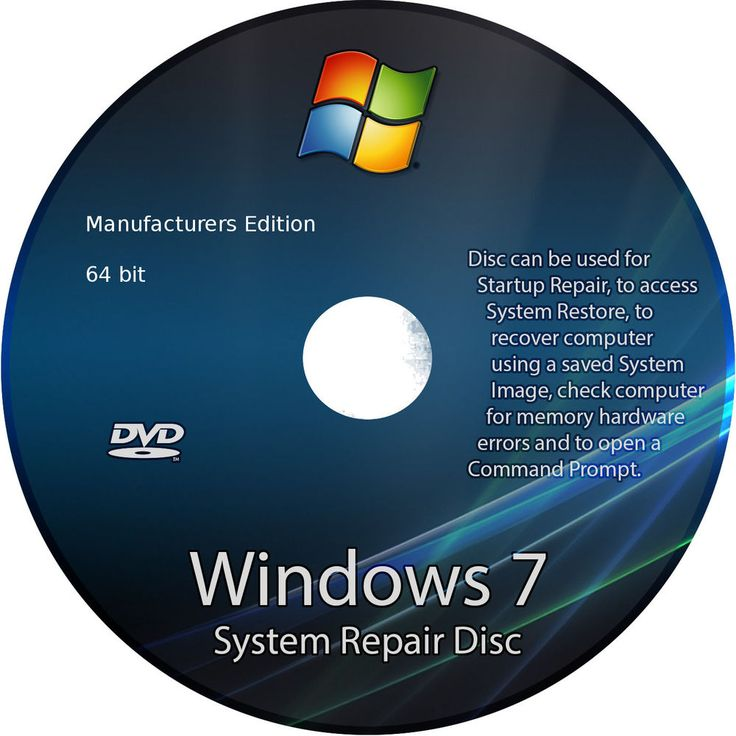 Windows 7  64bit + Drivers Disc Home Premium Pro Ultimate Install Reinstal 2DVDs
