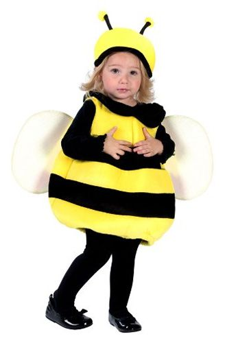 Costume da ape per bambine
