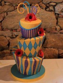 Designové dorty na zakázku - svatební dorty, narozeninové dorty
