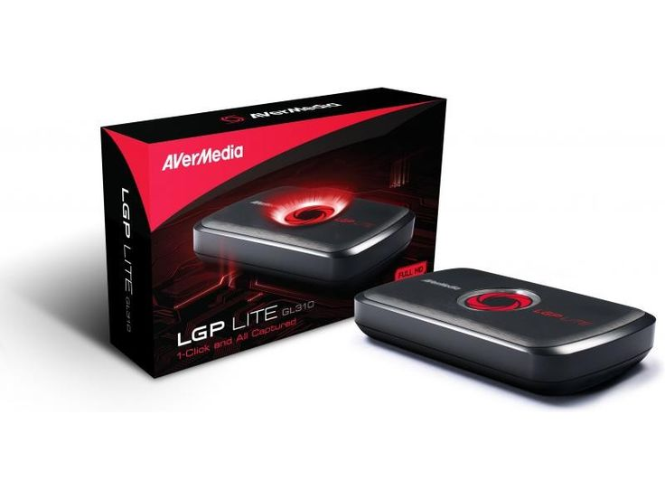 AverMedia GL310 Live Gamer Portable Lite #WRGamers #AverMedia