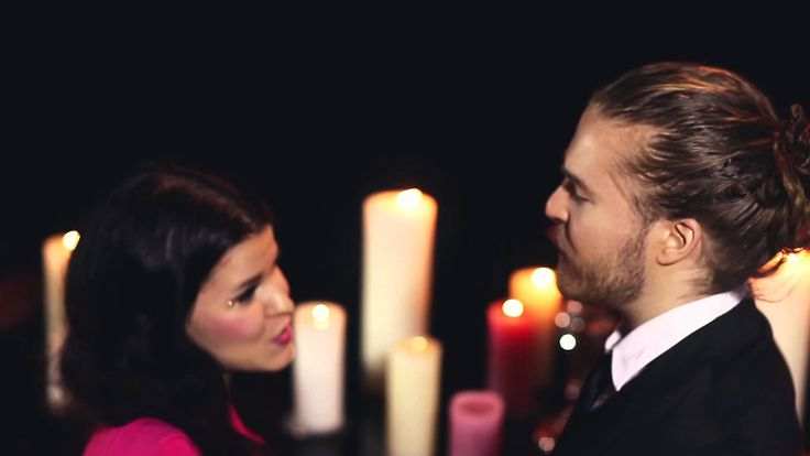 Saara Aalto & Teemu Roivainen - You Raise Me Up (Official Music Video)