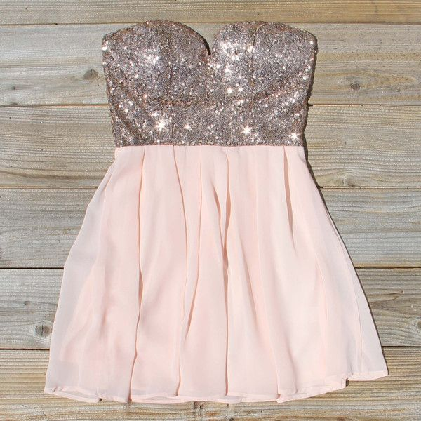 Love this for my bridesmaids Rose Quartz Dress: Featured Product Image