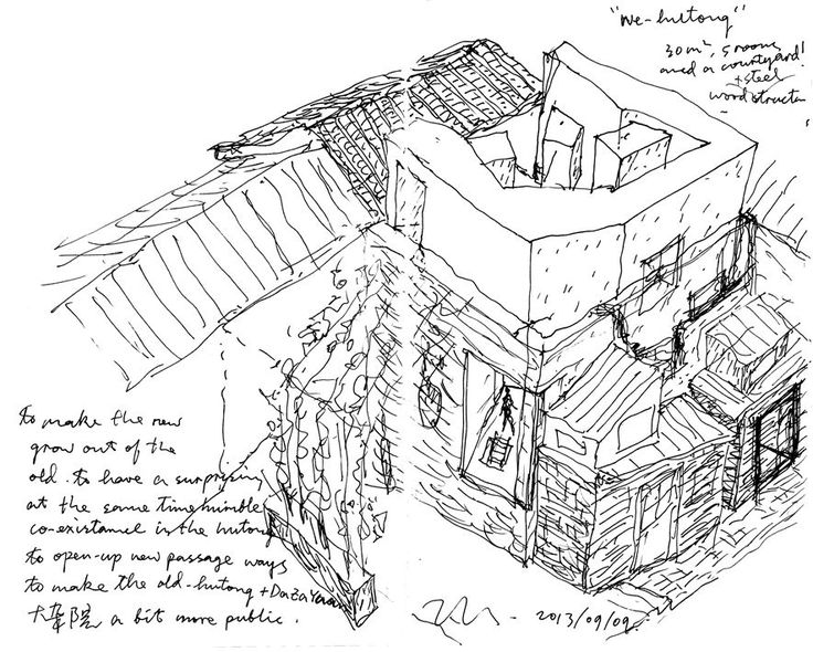 Micro Hutong - Picture gallery