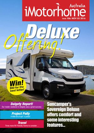 Issue 106 of iMotorhome Australia Magazine is now available for FREE download on our website. Check it out!