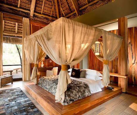 5 stunning African safari lodges