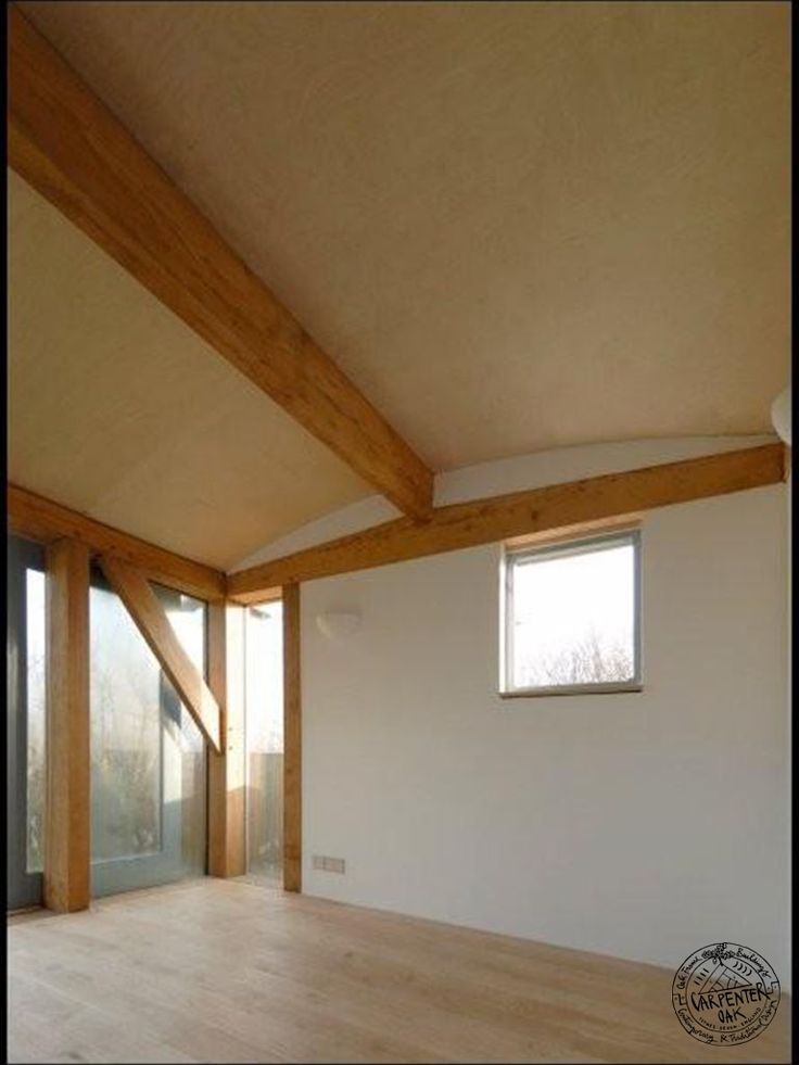 Cabins Amazing Small Spaces Timber Frame Interior Of