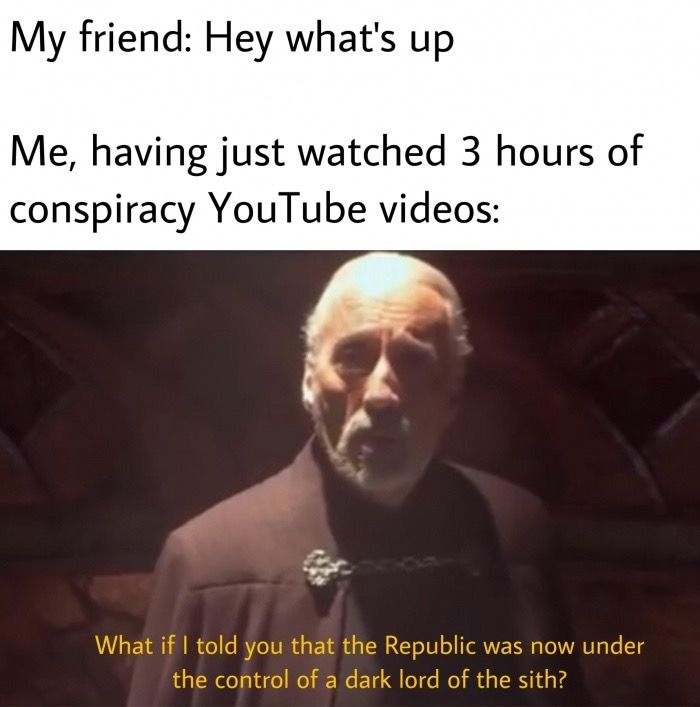 Funny Memes To Enjoy In Your Free Time 40 Pics Funny Star Wars Memes Star Wars Humor Star Wars Memes