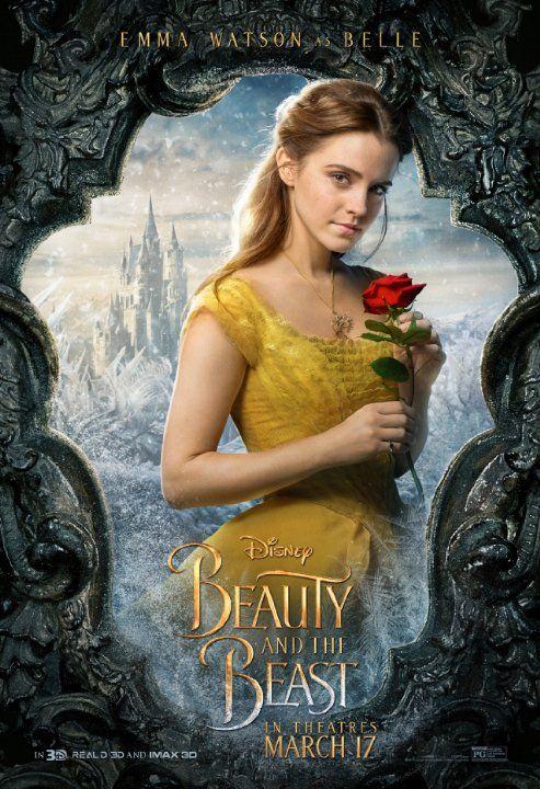 Emma Watson in La Belle et la Bête (2017)