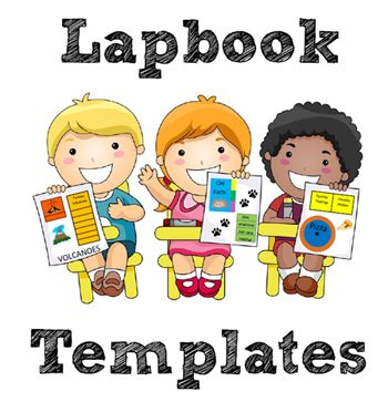 Free Lapbooks and Free Templates, Foldables, Printables - Great Idea//Homeschool Share: Lap Book, Education Games, File Folder Games, Folder Fun, Lapbook Templates, Free File, Free Printable, Free Lapbook, Homeschool Lapbook