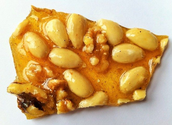 Moroccan Spiced Brittle
