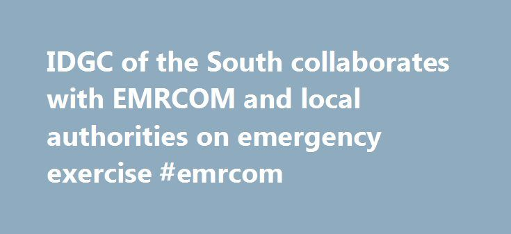 IDGC of the South collaborates with EMRCOM and local authorities on emergency exercise #emrcom http://malawi.remmont.com/idgc-of-the-south-collaborates-with-emrcom-and-local-authorities-on-emergency-exercise-emrcom/  # IDGC of the South collaborates with EMRCOM and local authorities on emergency exercise IDGC of the South collaborates with EMRCOM and local authorities on emergency exercise 31.10.2016 For two days, on October 26-27, IDGC of the South PJSC (Rosseti Group) participated in a…