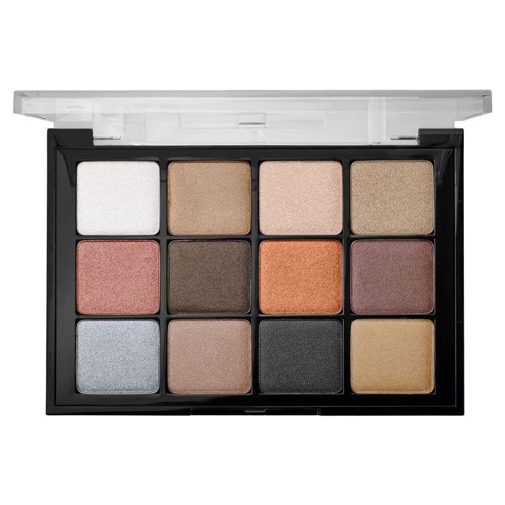 Viseart Eyeshadow Palette #Sephora #SephoraPROPicks