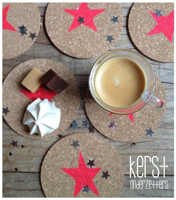 MoodKids - Online magazine en daily blog voor creatieve en stijlvolle ouders, shopgids met de leukste webshops voor kinderen. | DIY christmas stars stamps